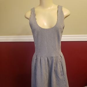 Bannana republic dress euc with pockets size 4